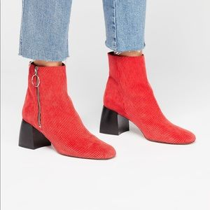 Free People Ariel Ankle Boot NWOB